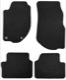 Floor accessory mats Velours black-grey  (1019101) - Volvo 700, 900, S90 V90 (-1998)