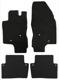 Floor accessory mats Velours black-grey  (1019110) - Volvo S80 (-2006)