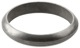 Seal ring, Exhaust pipe 1306852 (1019793) - Volvo 700, 900