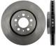 Brake disc Front axle 9475266 (1019975) - Volvo S60 (-2009), S80 (-2006), V70 P26, XC70 (2001-2007)