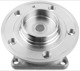Wheel bearing Rear axle fits left and right 9173872 (1020277) - Volvo S60 (-2009), S80 (-2006), V70 P26