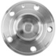 Wheel bearing Rear axle fits left and right