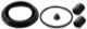 Repair kit, Brake caliper boot Front axle for one Brake caliper  (1020713) - Volvo S40 V40 (-2004)