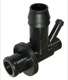 Connector stud Crankcase ventilation Valve cover 7517048 (1020854) - Saab 900 (-1993), 9000