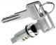 Lock cylinder 1213240 (1021048) - Volvo 140, 164, 200