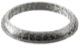 Seal ring, Exhaust pipe 3458510 (1021459) - Volvo 400