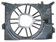 Housing, Radiator fan 30741238 (1021826) - Volvo S60 (-2009), V70 P26, V70 P26, XC70 (2001-2007)