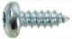 Tapping screw Inner-torx 4,8 mm 986114 (1022091) - Volvo universal ohne Classic