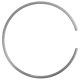 Fixing ring Cap, Wheel bearing 1325483 (1022430) - Volvo 700, 850, 900, C70 (-2005), S70 V70 V70XC (-2000)