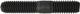 Stud Turbo charger - Down pipe 1357769 (1022606) - Volvo 200, 700, 850, 900, C70 (-2005), S40 V40 (-2004), S60 (-2009), S70 V70 V70XC (-2000), S80 (-2006), V70 P26, XC70 (2001-2007), XC90 (-2014)