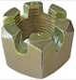 Castle nut  (1022653) - Volvo 120 130 220, P1800, P1800ES, PV