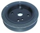Belt pulley, Crankshaft 30731039 (1022958) - Volvo C70 (-2005), S60 (-2009), S80 (-2006), V70 P26, XC70 (2001-2007), XC90 (-2014)