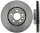 Brake disc Front axle 31400764 (1023335) - Volvo S60 (2011-2018), S60 XC (-2018), S80 (2007-), V60 (2011-2018), V60 XC (-18), V70 XC70 (2008-)
