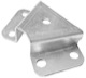 Mounting plate, Rubber buffer Suspension 663477 (1024039) - Volvo P1800, P1800ES