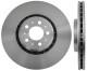 Brake disc Front axle internally vented 30657301 (1025027) - Volvo XC90 (-2014)