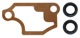 Oil seal, Automatic transmission Kit 274470 (1025131) - Volvo C70 (-2005), S40 V50 (2004-), S60 (-2009), S70 V70 (-2000), S80 (-2006), V70 P26