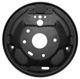 Bremsankerplatte Vorderachse links 89701 (1025188) - Volvo P445, PV P210