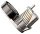 Belt tensioner, V-ribbed belt 30711320 (1025751) - Volvo C30, C70 (2006-), S40 V50 (2004-)