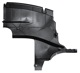 Air guide Bumper front right 4677845 (1025966) - Saab 9-3 (-2003)