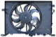 Electrical radiator fan 30680512 (1026376) - Volvo S60 (-2009), S80 (-2006), V70 P26, XC70 (2001-2007)