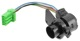 Electric motor, Sensor Interior temperature 8633677 (1026467) - Volvo S60 (-2009), S80 (-2006), V70 P26, XC70 (2001-2007)