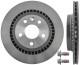 Bremsscheibe Hinterachse Innenbelüftet 31471033 (1026696) - Volvo XC60 (-2017)
