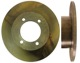 Brake disc Front axle non vented  (1026840) - Volvo 66