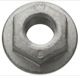 Nut with Collar with metric Thread M6 985919 (1027810) - Volvo universal