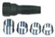 Tool kit, Spark plug thread repair 18 mm  (1028513) - universal