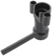 Press-on tool, Ball joint 9995796 (1028792) - Volvo S60 (-2009), S80 (-2006), V70 P26, XC70 (2001-2007)
