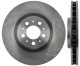 Brake disc Front axle internally vented System Brembo 30645222 (1030067) - Volvo S60 (-2009), V70 P26
