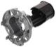 Lampenträger, Hauptscheinwerfer 4447736 (1030233) - Saab 9000