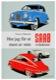 Buch Mein Zweitakter, Saab 92 und 93 Deutsch Schwedisch