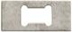 Halterung, Blattfeder 89561 (1030645) - Volvo P445 P210