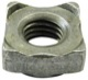 Nut welded nut M8  (1030647) - universal