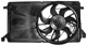 Electrical radiator fan 31261989 (1030780) - Volvo C30, S40 V50 (2004-)