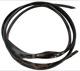 Fender strip black 1376106 (1030919) - Volvo 700