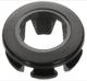 Grommet, Lock button Door 677003 (1031608) - Volvo 140, 164, 200