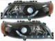 Headlight with Indicator Kit for both sides  (1031728) - Volvo V70 P26, XC70 (2001-2007)