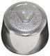 Wheel Center Cap chrome for Steel rims Piece 1206278 (1032171) - Volvo 200