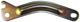 Holder, Flat belt tensioner 4027694 (1032755) - Saab 9000