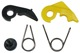 Repair kit, Shift block 9463559 (1033126) - Volvo S60 (-2009), V70 P26, XC70 (2001-2007)
