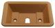 Handle, Trunk panel 1246121 (1033296) - Volvo 200