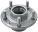Wheel hub Front axle 1229073 (1033317) - Volvo 200