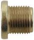 Screw Plug, Transmission Oil filling plug Square 3224662 (1033595) - Volvo 300, 400, S40 V40 (-2004)