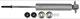 Stoßdämpfer Vorderachse Gasdruck Gas-Adjust  (1033695) - Volvo 140, 164
