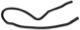 Entlüftungsschlauch, Ausgleichsbehälter 4876603 (1034279) - Saab 9-3 (-2003), 900 (1994-)