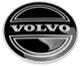 Wheel Center Cap black for Steel rims 14 Inch 1325914 (1034459) - Volvo 700