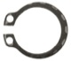 Safety ring, transmission Bearing main shaft front 2,1 mm 191498 (1034883) - Volvo 120 130 220, 140, 200, P1800, P1800ES, PV P210