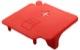 Abdeckung, Batteriepol rot  (1036126) - universal